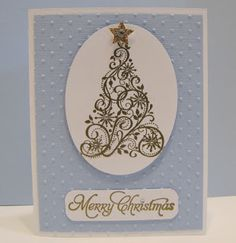 Sherry's Stamped Treasures: Handmade Christmas Cards - Part 3