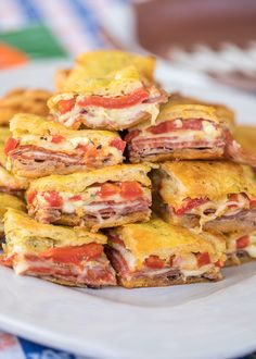 Antipasto Squares recipe