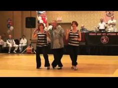 This old couple participate in a jitterbug dance competition and floor everyone with their routine. Please Like, Share and Subscribe for more amazing videos!