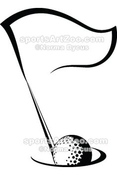 Golf Clipart Black And White Clipart Panda Free Clipart Images