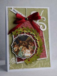 Bea - kreatywny kącik: Boże Narodzenie