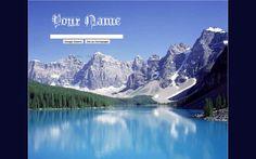 Mountain Lake Theme from ShinySearch