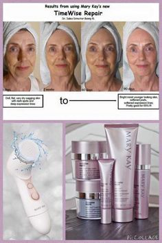 Make your skin beautiful today!  Contact me for this wonderful set!  www.marykay.com/ldooley1