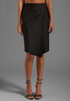 #Revolve Clothing         #Skirt                    #Tibi #Sharkskin #Suiting #Draped #Skirt #Black #from #REVOLVEclothing.com    Tibi Sharkskin Suiting Draped Skirt in Black from REVOLVEclothing.com                                   http://www.seapai.com/product.aspx?PID=526148