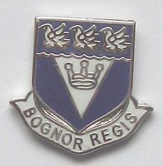 Bognor Regis Hard Enamel Quality Lapel PIN Badge | eBay