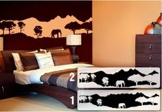 Decoracion Pared Patrones
