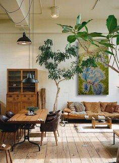 Interior Architecture, Interior And Exterior, Oil Painting Flowers, Large Painting, Home And Deco, New Wall, My New Room, House Rooms, Home Fashion