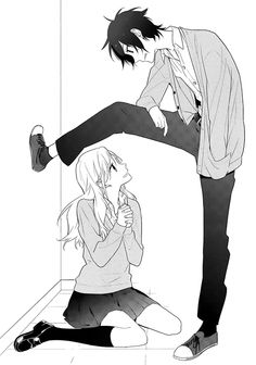 Find images and videos about horimiya on We Heart It - the app to get lost in what you love.