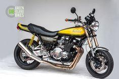 Kawasaki Z 900 Umbau Z1000