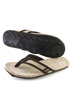 IndoSole Grass Mat sandals on Ethical Ocean ($29.85)
