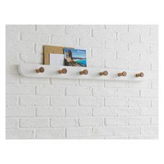OTTIS 6 wall hooks | Buy now at Habitat UK