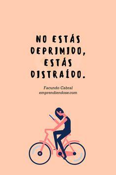Una frase te CAMBIA la vida. Lee más IDEAS de Facundo Cabral en nuestra web y evoluciona AHORA. >>> Movies, Movie Posters, Transformation Quotes, Best Success Quotes, Quotes, Films, Film Poster, Cinema, Movie