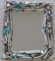 doğal ahşap parçalarından dekoratif çerçeve - Google'da Ara