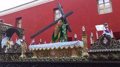 Jesus del Perdon, San Francisco, Jueves Santo, Antigua Guatemala, 2016