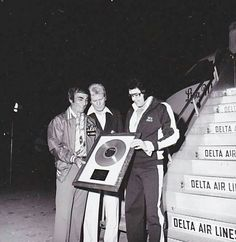 June 26, 1977 - Elvis Receives Gold Record From RCA for Moody Blue for His Millionth Pressing. And Then Has His Final Performance Ever At Market Square Arena in Indianapolis. Elvis Dies On August 16, 1977. Vernon Presley Died on June 26, 1979 - Two Years Exactly From Elvis' Final Performance Ever. Vernon Died of Heart Failure And I Think He Died of a Broken Heart.