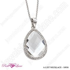 A-List Necklace...must find or buy again!