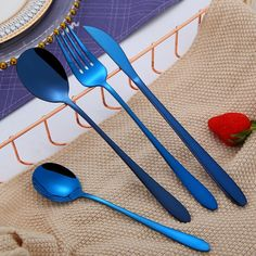 Set de cubiertos para ni/ños Conjunto de vajilla para zanahorias de acero inoxidable con caja port/átil 4 piezas