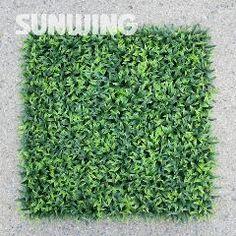 [ $109 OFF ] 12Pcs 50X50Cm Artificial Synthetic Grass Mat Outdoor Garden Plastic Fence Uv Plastic Boxwood Hedge Panels Garden Decoration