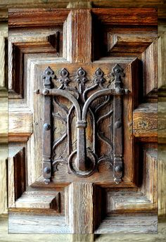 Gorgeous door knocker