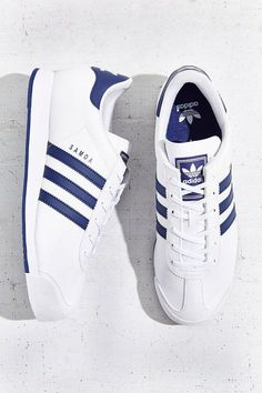 competitive price 8f69c f391f Adidas Originals Samoa Blue Calzado Adidas, Zapatillas Adidas, Zapatillas  Deportivas, Zapatos Deportivos,