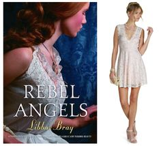 27 Prom Dresses: Gowns Inspired By Our Favorite YA Novels (Pictured: Rebel Angels, Libba Bray)