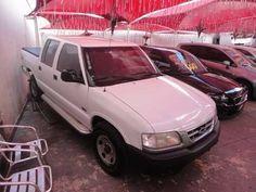 gm s10 2.5 cabine dupla 4x4 turbo diesel 2000