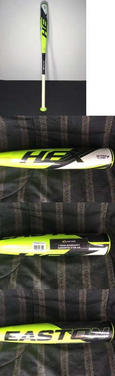 Baseball-Youth 73897: Easton Hex Yb57 29 18 Baseball Bat Aircraft Alloy 2 1 4 -11 Green Black White -> BUY IT NOW ONLY: $31.95 on eBay!