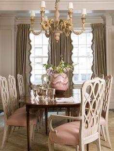 Designer Spotlight Melissa Rufty Dining Room D Rooms Chairs