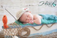 Baby picture. My sweet grandson:)