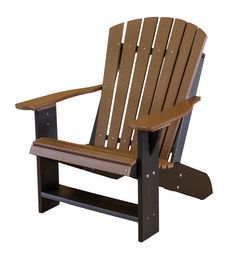 Classic style, unbeatable quality and weather resistance! Made In The Shade Hammocks - Weather Resistant Adirondack Chair , $299.00 (http://www.madeintheshadehammocks.com/weather-resistant-adirondack-chair/) #adirondackstylechairs