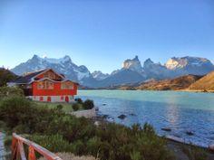 Lago Pehoe, Parque Nacional Torres del Paine