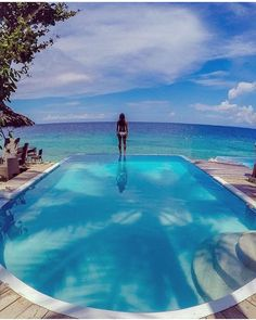 The Seafari Beach Resort in Oslob Cebu, Phillipines