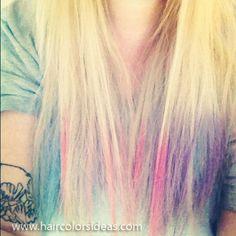 Soo fun!! This makes me want long hair again so I could do this!!!