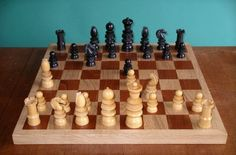 Video games are in fad these days but classic board games are still desired by many.  Hundreds of thousands chess players would suggest that chess is one of the most popular games in the world.