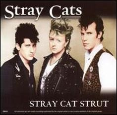 Shop Stray Cat Strut [Echo Bridge] [CD] at Best Buy. Find low everyday prices and buy online for delivery or in-store pick-up. Stray Cat Strut, Rock Album Covers, 80s Music, A Decade, Back In The Day, Rock N Roll, Rockabilly, Pop Culture, Cool Things To Buy