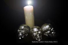 Mark Fisher American Photographer™: Skulls By Candle • American Photographer Mark Fish...