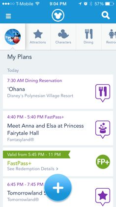 Image result for My Disney Experience debuts on Android
