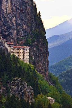 Sümela Monestary, Trabzon, Turkey