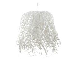 Hanglamp Mat, wit, diameter 50 cm