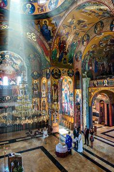Wedding Photography, St.Sava Serbian Orthodox Church Mississauga