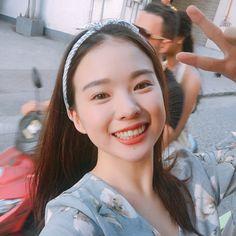 Asian Photography, Ulzzang Girl, Baekhyun, Korean Girl, Portraits, Models, Face, Instagram, Fashion