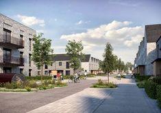S Uk Housing, Modular Housing, Social Housing, Uk Rail, Green Jobs, Construction Waste, Bristol City, Ireland Homes, London House
