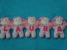 Varal de bonecas