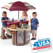 Walmart: Step2 - Grill and Play Patio Cafe