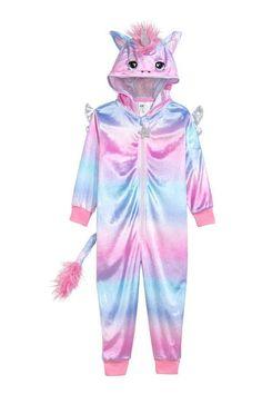 H & M - Unicorn Costume - Pink/unicorn - Kids H&m Unicorn, Unicorn Rooms, Unicorn Outfit, Unicorn Kids, Cute Unicorn, Unicorn Birthday, Unicorn Clothes, Rainbow Unicorn, Kid Unicorn Costume