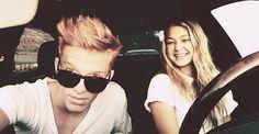 Cody Simpson & Gigi Hadid