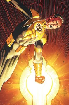 Sinestro #22 Variant Cover by John Romita, Jr. & Klaus Janson
