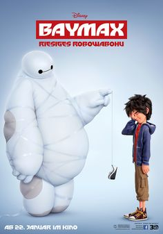 Celebrate Big Hero 6 Opening Day with These International Posters!