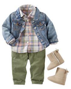 Baby Girl OKF16AUGBABY11 | OshKosh.com
