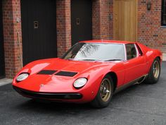 I love the fact that perhaps the most beautiful car ever made was designed in a complete and total rush